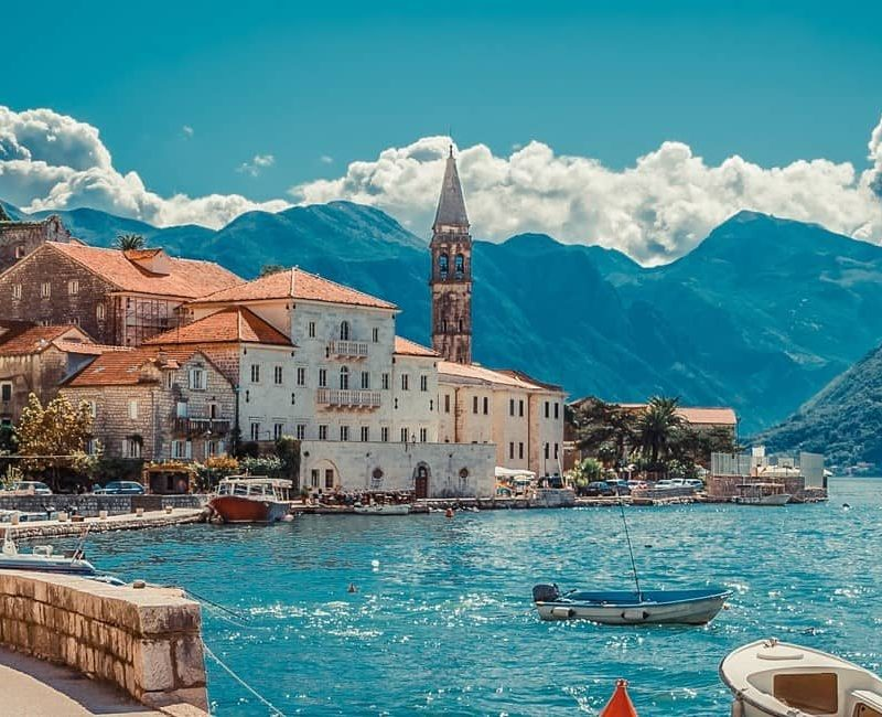 Montenegro Lets Balkan