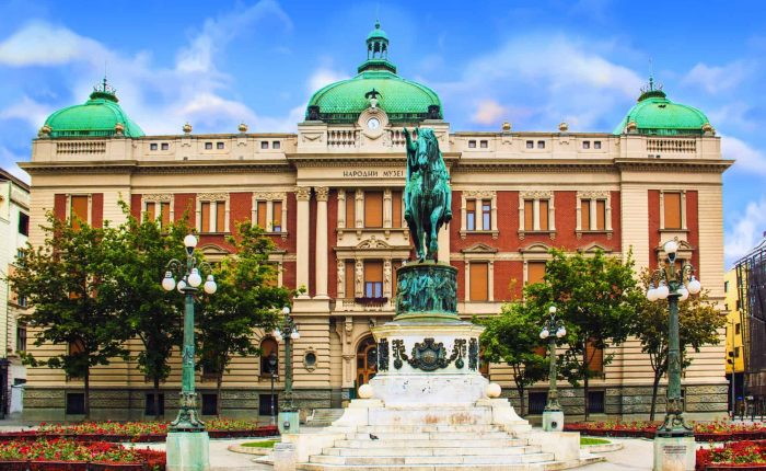 National-Museum-Belgrade Let's Balkan
