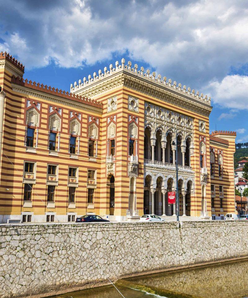 Viječnica Sarajevo Let's Balkan