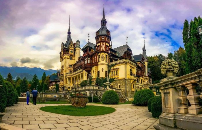 Romania Lets Balkan