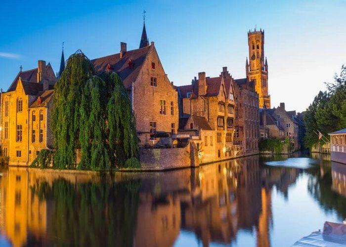 Brugge Lets Balkan